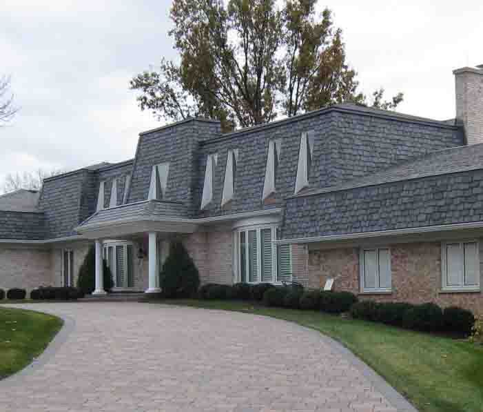 Shingle, Cedar, Composite, Slate and Tile Roofs