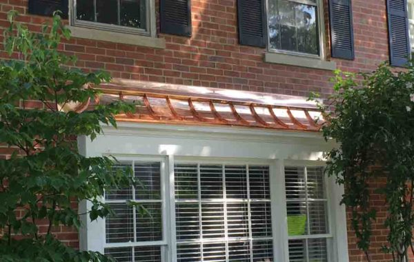 Copper Roof – Project 16051002