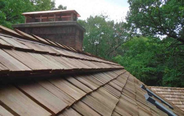 Replaced Cedar Shake Roof – Project 14111001