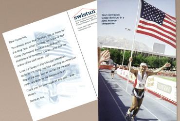 Post 9/11 Postcard