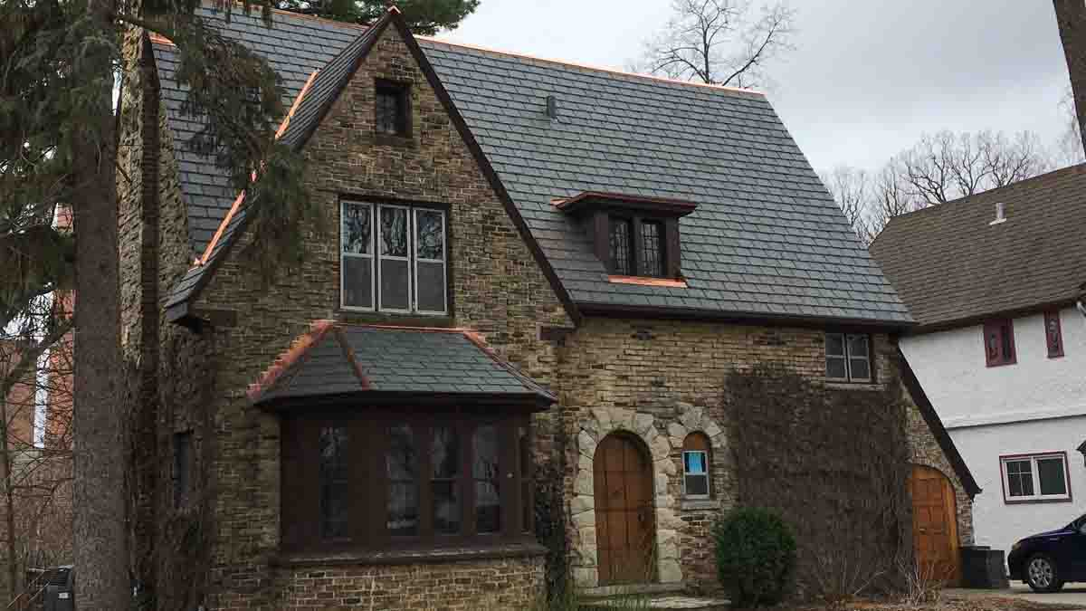 Davinci Slate Roof Project 16060901