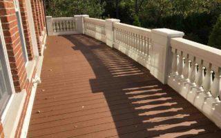 Fixing Balcony Leaks – Project 16030901